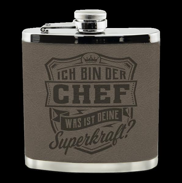 """Flachmann """"Chef"""""""