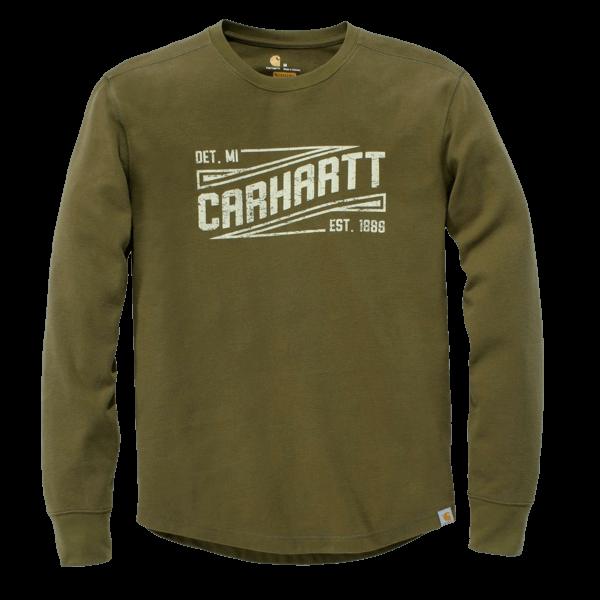 Longshirt von Carhartt