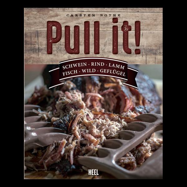 Pull it! - Schwein, Rind, Lamm, Fisch, Wild, Geflügel