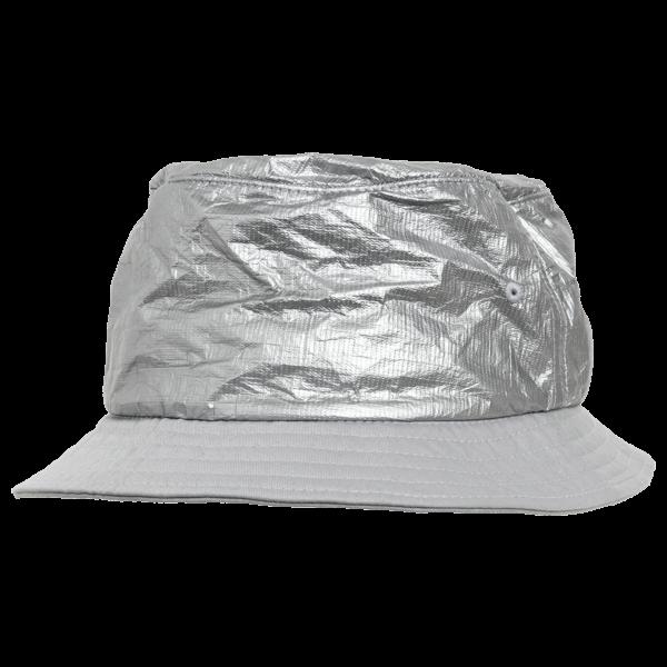 "Bucket Hat ""Crinkled Paper"""