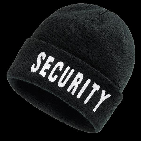 """Beanie """"Security"""" von Brandit"""