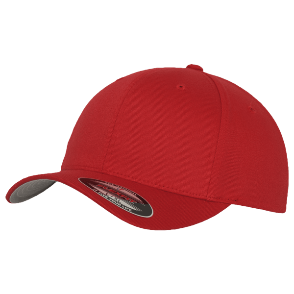 "Flexfit Cap ""Red"""