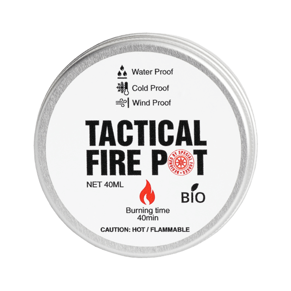 """Gelbrennpaste """"Tactical Fire Pot"""""""