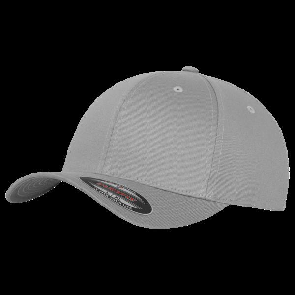 "Flexfit Cap ""Silver"""