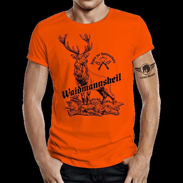 """T-Shirt """"Waidmannsheil"""""""