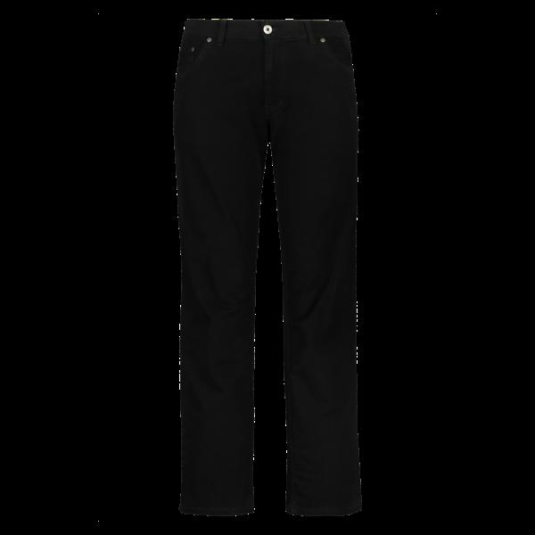 Super-Black Twill Hose von JP1880