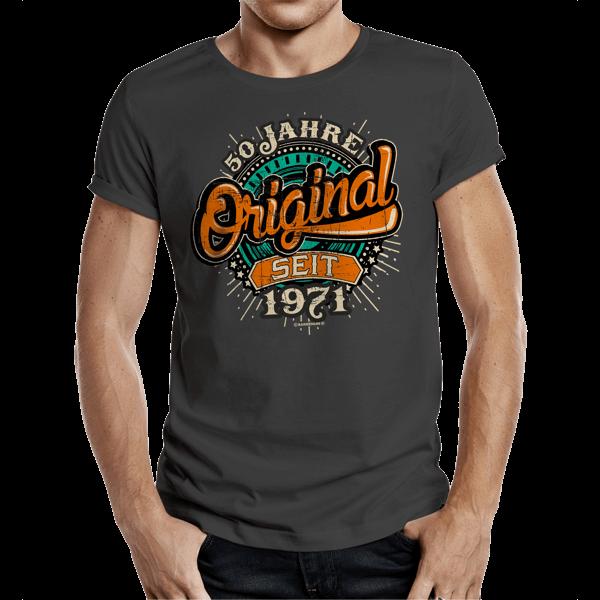 """T-Shirt """"Original seit 1971"""""""