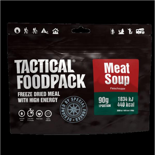 "Tactical Foodpack ""Fleischsuppe"""
