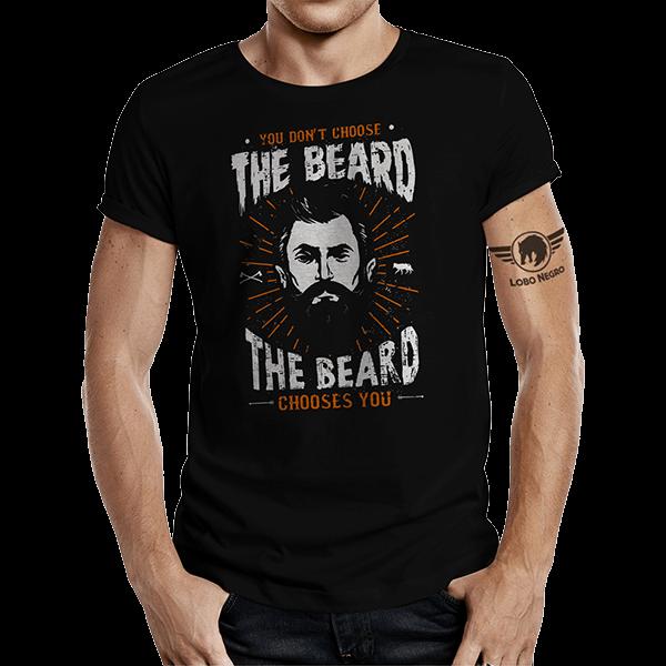 """T-Shirt """"The Beard"""""""