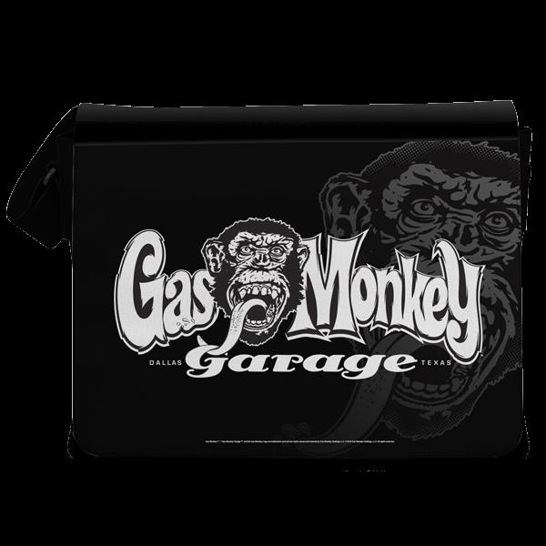 Gas Monkey Garage Messenger Bag