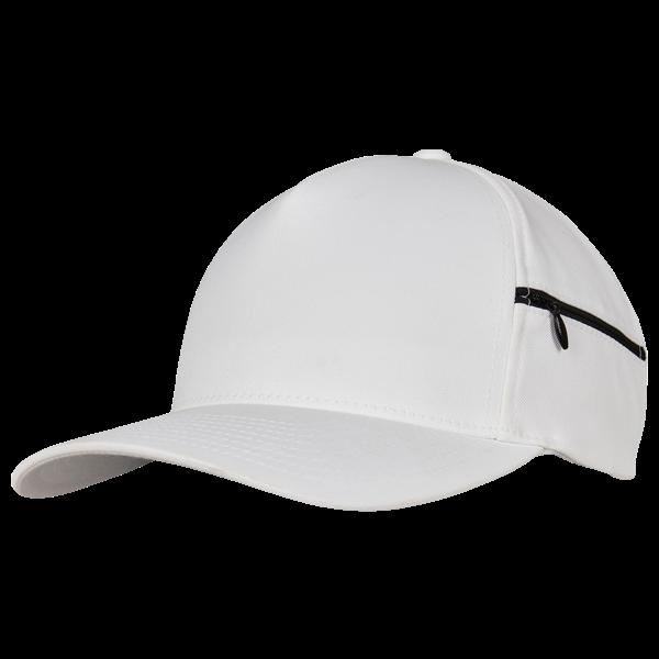 Baseball Cap mit Reißverschluss-Tasche