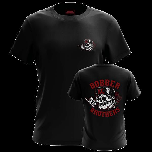 "T-Shirt ""Original Logo"" von Bobber Brothers"