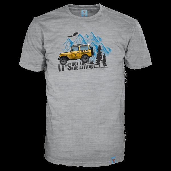 "T-Shirt ""Attitude"""
