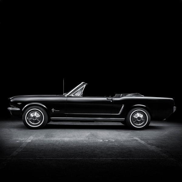 Ford Mustang Cabrio mieten