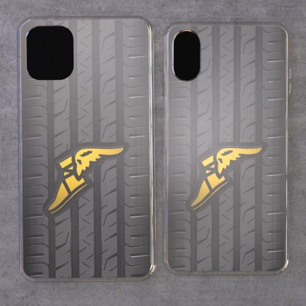 """Goodyear Cover """"Grip"""" für iPhone Modelle"""