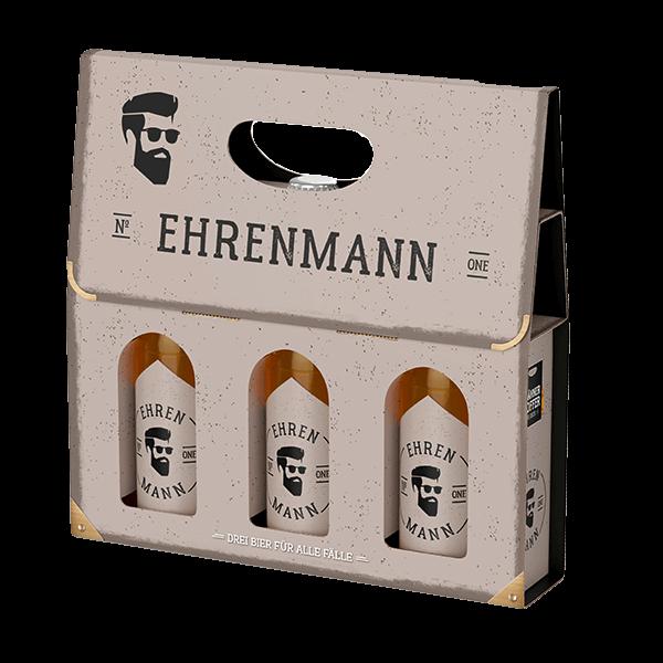 """Männerkoffer """"Ehrenmann"""""""