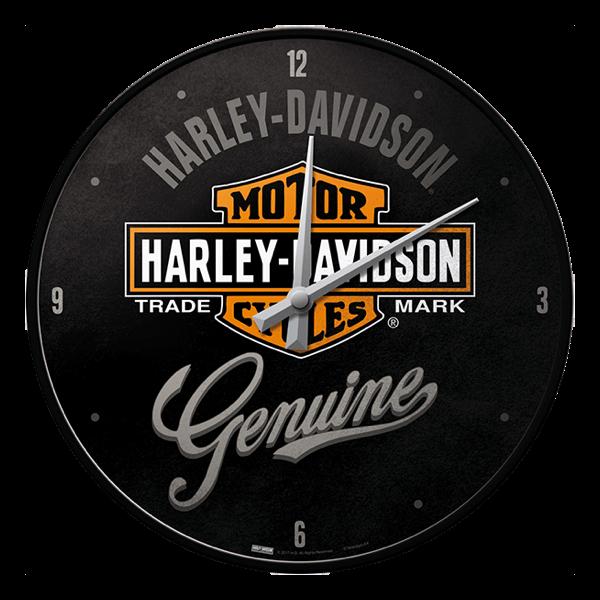 "Wanduhr ""Harley-Davidson"""