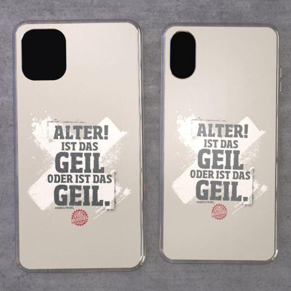 """Steel Buddies Cover """"Geil"""" für iPhone Modelle"""