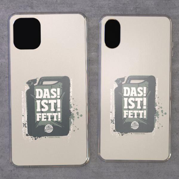 """Steel Buddies Cover """"Fett!"""" für iPhone Modelle"""