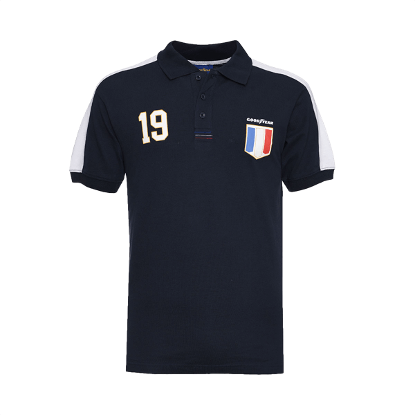 "Goodyear Poloshirt ""Team Frankreich"""